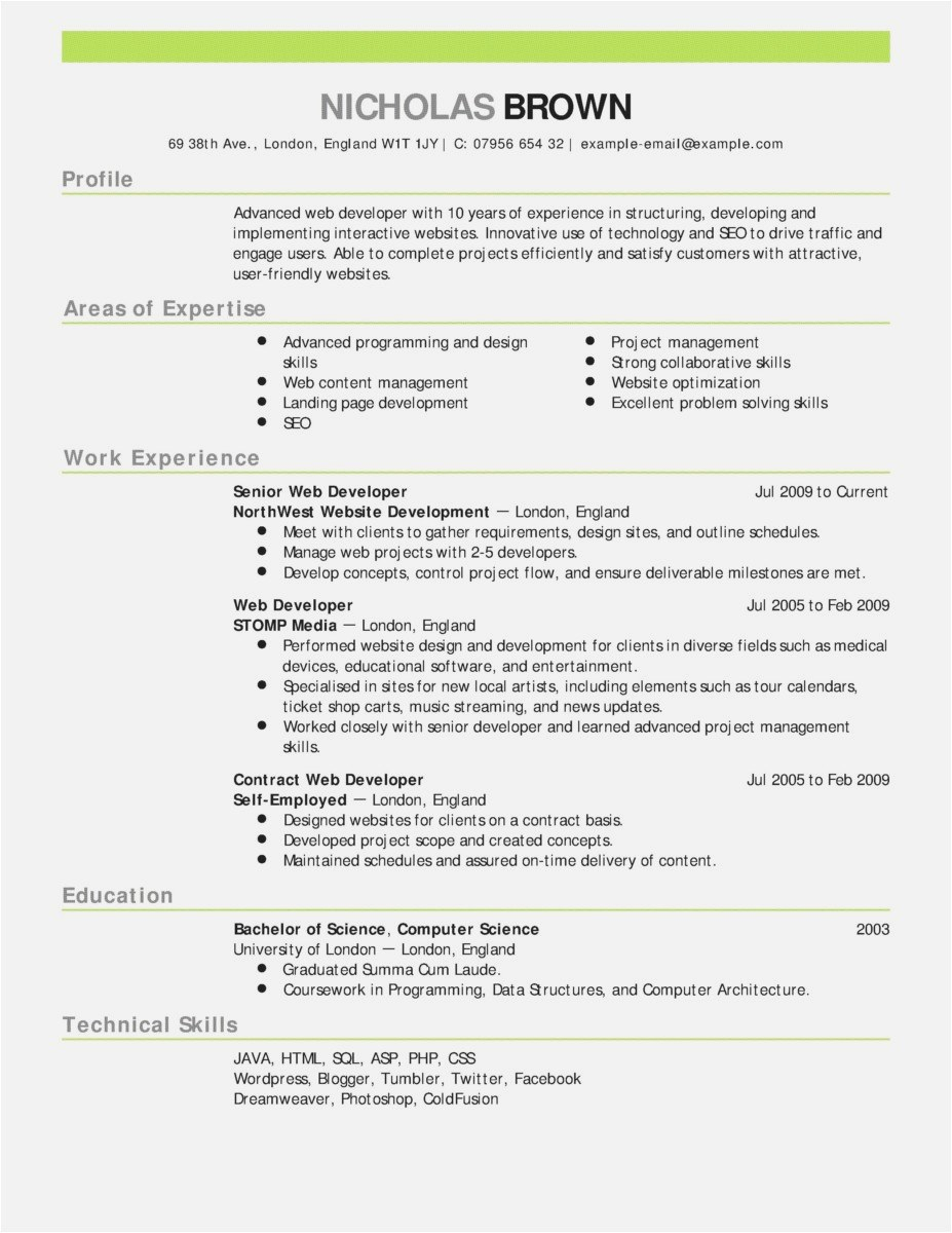 Sponsorship Letter Template Free - Seo Proposals format New Write My Resume Best Resume Templats Fresh