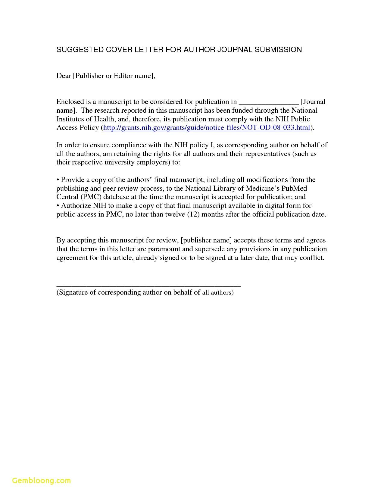 Short Cover Letter Template - Short Application Cover Letter Examples formal Letter Template Usa