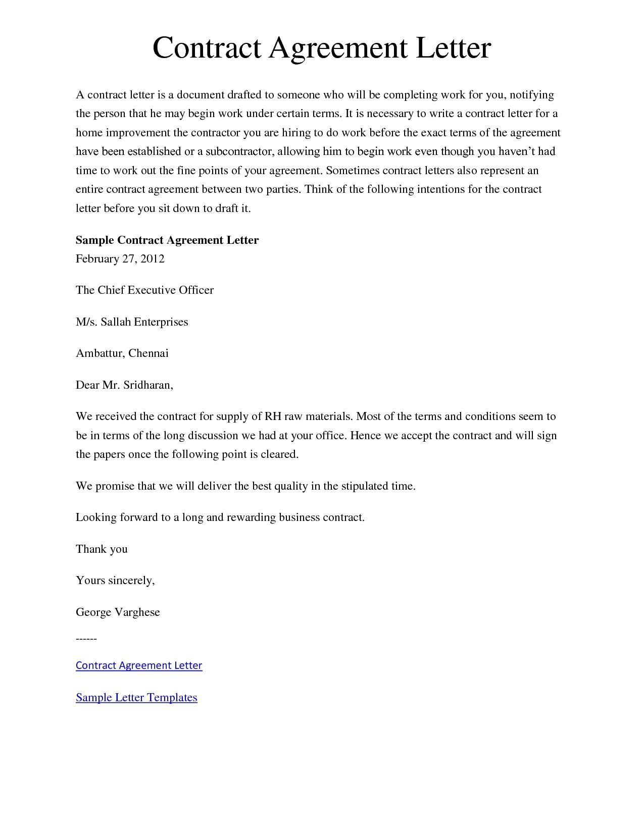 Settlement Agreement Letter Template - Simple Contract Agreement Best Sample Settlement Agreement
