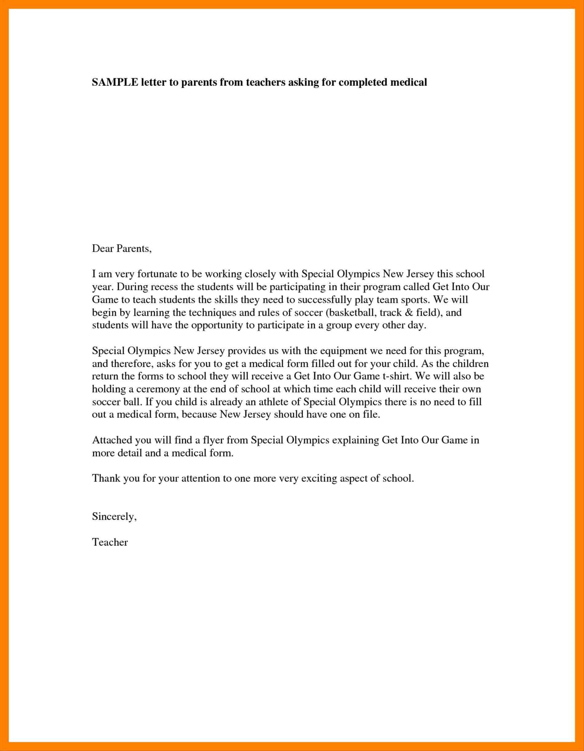 Teacher Welcome Letter to Parents Template - Teacher Wel E Letter Template Acurnamedia