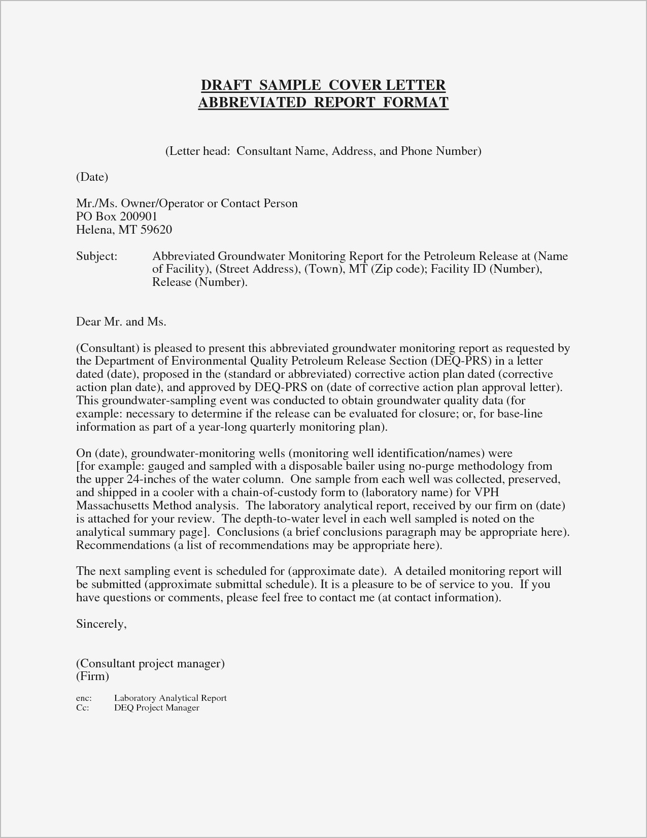 Good Cover Letter Template - Template for A Cover Letter for A Resume New New Letter Template