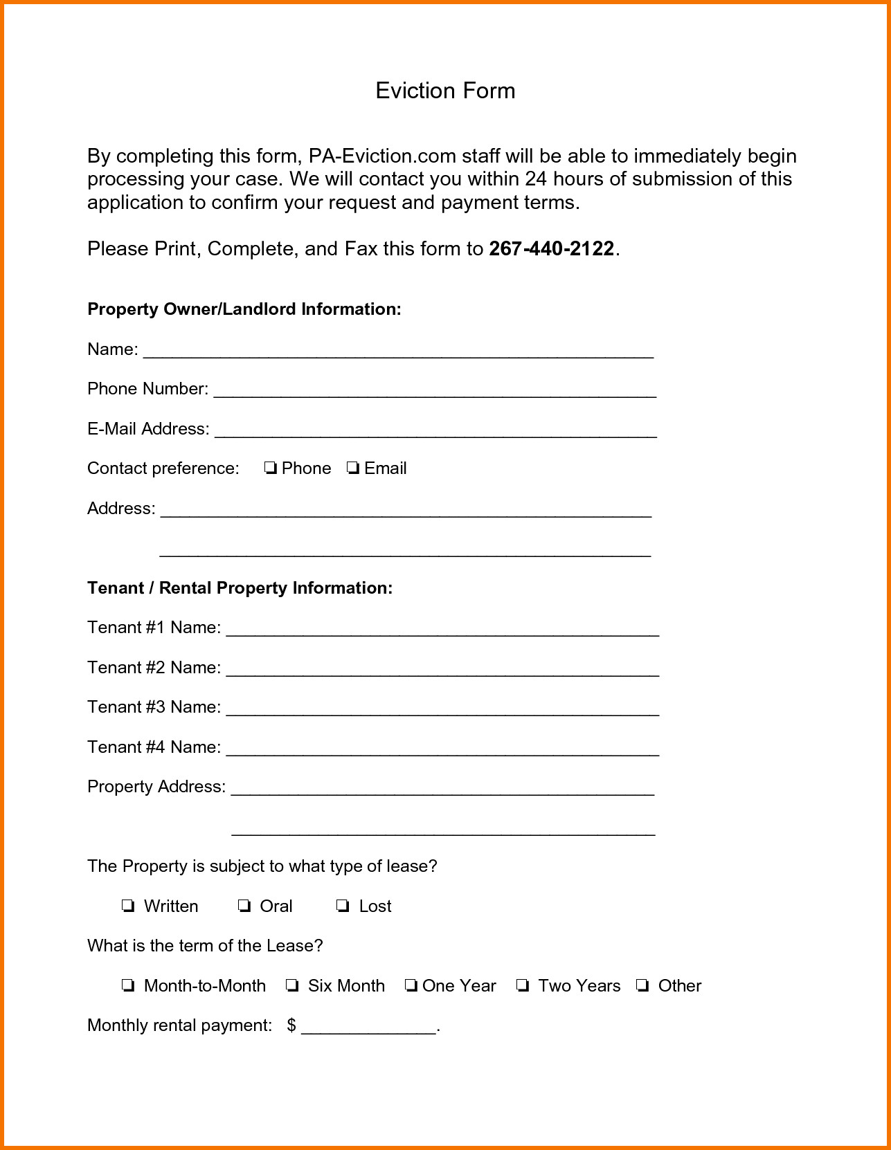 Eviction Notice Letter Template - Texas Eviction Notice form Lovely Eviction Notice form Others