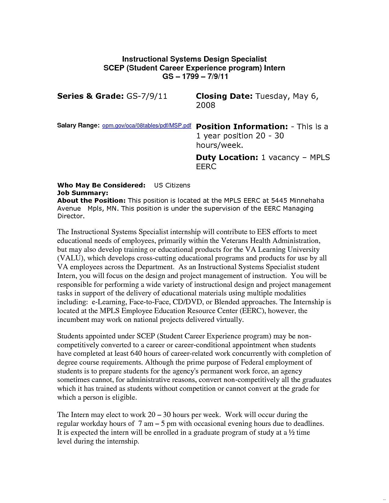 Usa Jobs Cover Letter Template - Usa Jobs Cover Letter Sample Inspirationa New Resume Maker Free