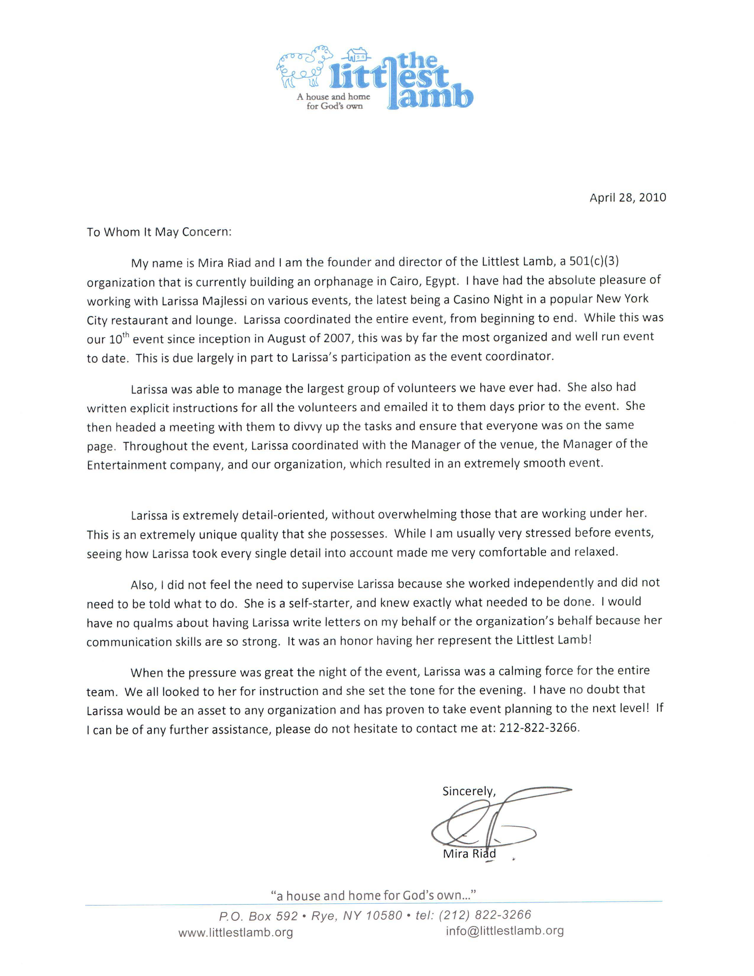 Parent Volunteer Letter Template - Volunteer Reference Letter Template Gallery Letter format formal