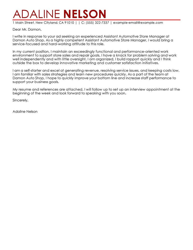 Warehouse Manager Cover Letter Template - What Should I Write My Resume How Should I Write About Language