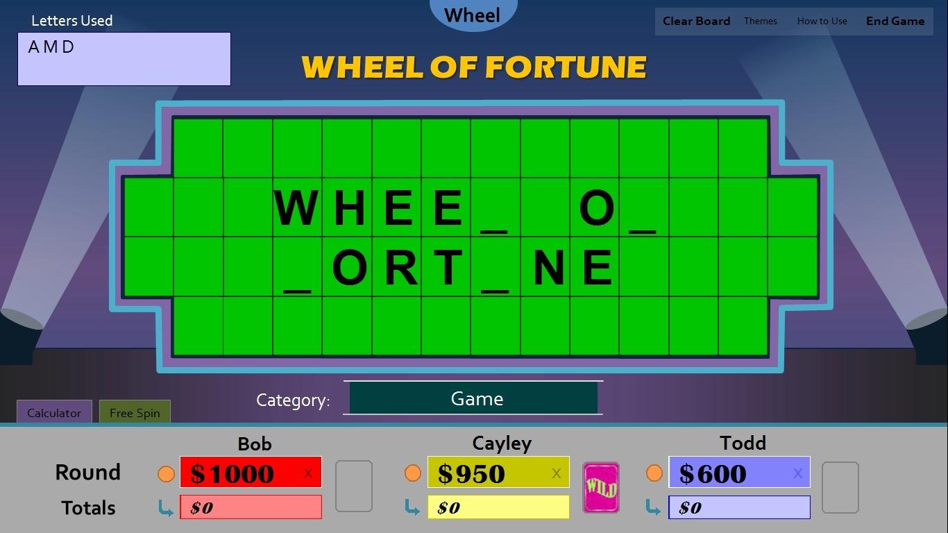 Wheel Of fortune Letter Board Template - Wheel fortune Board Template Board Game Templates Printable
