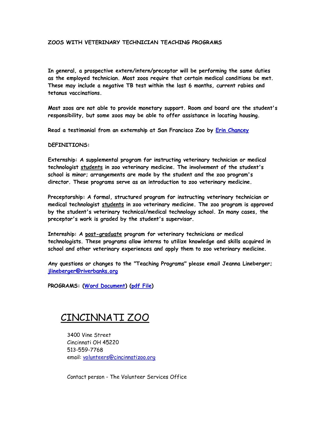 Veteran Letter Template - Zoo Cover Letter Acurnamedia